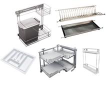 Кухонные комплектующие и наполнение