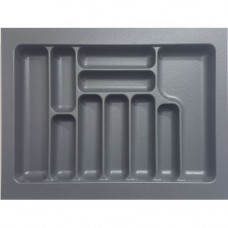 Пенал для посуды серый 700 (640х490х55) Starax
