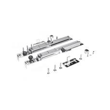 Sevroll Доводчик Sevromatic для раздвижных систем 25 кг (2 шт. левый + правый)