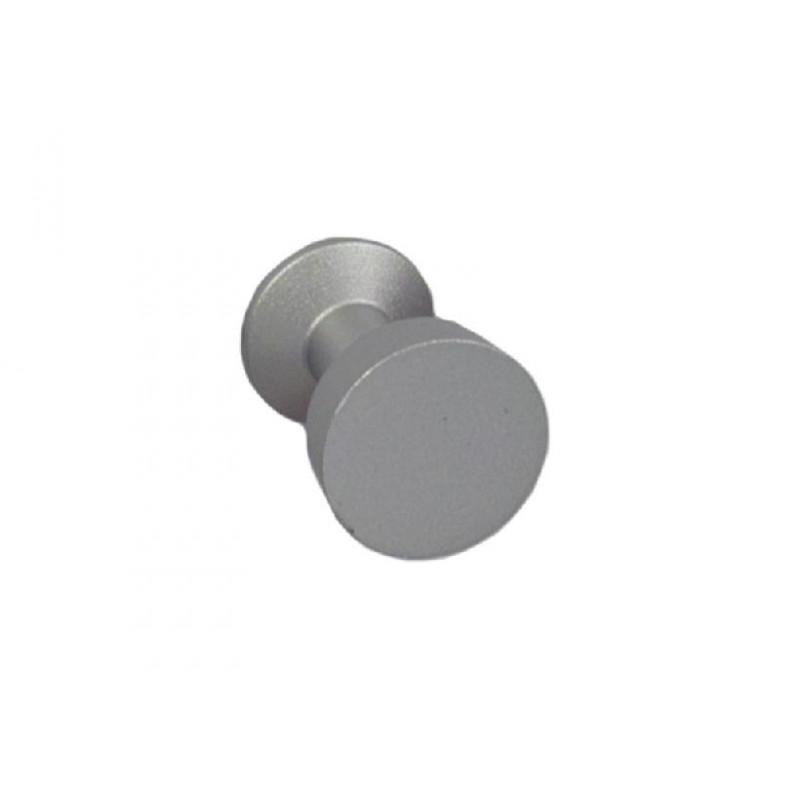 Ручка кнопка Giusti РГ 52 хром матовый (WPO200.016.0001)