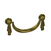 Ручка скоба Giusti РГ 90-96 золото барокко (EXP5040/0A.30)
