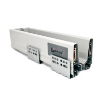 LS BOX Perfect L=400 H=94 Linken System серый