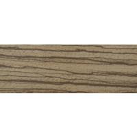 Кромка с клеем PVC 22х0,6  Зебрано африканское D15/4 Maag