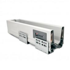 LS BOX Perfect L=550 H=94 Linken System серый