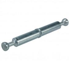 MINIFIX Болт стяжки двойной D7mm, глубина сверления 34mm Hafele