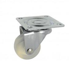 GTV Ролик d=35мм прозрачный без стопора (макс.нагр.25кг) (Китай)