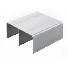 Sevroll Шина Gemini верх серебро L=4050 мм