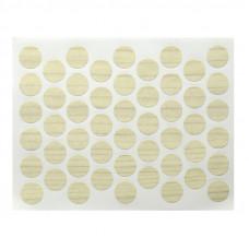 Конфирмат заглушка самоклейка WEISS Larex 9883