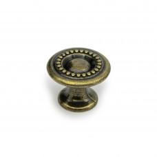 Ручка кнопка Ozkardesler KUPE бронза