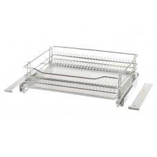VIBO Выдвижной ящик для посуды H=159 мм,L=450