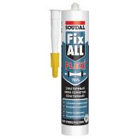 Клей-герметик SOUDAL FIX ALL белый 290ml