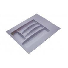 Пенал для посуды серый 400-450 (402х498х46) Hafele