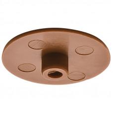 MINIFIX Заглушка для корпуса стяжки D15мм, коричневая D-17мм
