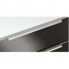 Ручка-профиль, нержав. сталь SLS 595 мм, Hafele