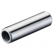 Стяжка винтовая (ВТУЛКА ДВОЙНОГО КРЕПЛЕНИЯ) М4 5х30 мм, сталь, оцинков., Hafele
