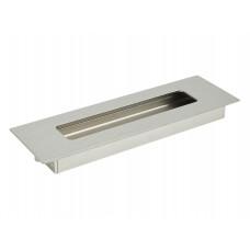 Ручка врезная Virno Lines 412-160 браш сатин никель