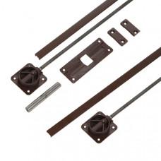 Hettich Выравниватель двери , коричневый L=1920