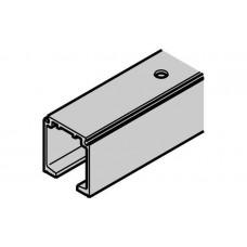 Hafele SLIDO CLASSIC P/O/L/N Шина одинарная, верх L=2000мм (для межкомн. дверей)