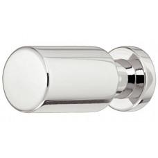 Ручка - кнопка латунь, хром полиров. D12х25, Hafele