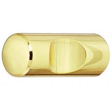 Ручка - кнопка латунь полиров. D11х25, Hafele