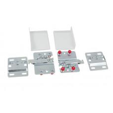 Навес Linken System 807 Комплект (2 навеса, 2 загл, 2 планки) Белый