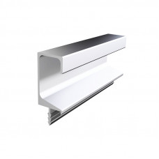 Ручка UKW- 7 хром 2900 мм (для 18 ДСП)