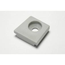Hafele SLIDO Design 4 IF Шина низ - Крепление, пластик серый