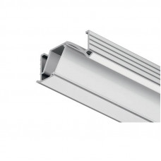 Профиль LED врезной 40х16х2500 мм, алюм., Hafele