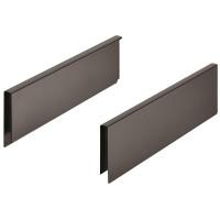 Hafele MOOVIT Декоративная панель L=500мм, коричневая (NEW)