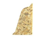 Бортик Korner LB37 заглушка Арт Cтоун правая M-469