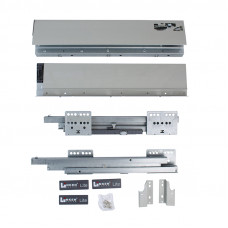 LS BOX LITE Push-Open L=550 H=94 Linken System серый