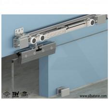Комплект механизмов для межкомнатных дверей из стекла M20 9900 SFT
