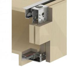 Комплект роликов для раздвижной системы M02 8030 (задняя дверь)