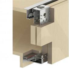 Комплект роликов для раздвижной системы M02 8030 (передняя дверь)