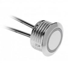 Выключатель сенсорный с регул. яркости, хром GTV 12-24 V (Китай)