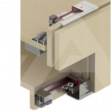 Комплект роликов для раздвижной системы M02 8040 (передняя дверь)