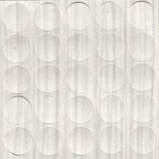 Конфирмат заглушка самоклейка FOLMAG Вудлайн кремовый 805 - 25 шт/лист