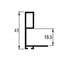 Ручка-профиль для раздвижной системы M02 8220 SFT, M02 8220 3K, L-2700 мм