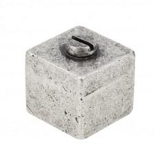 Ручка кнопка Ferretto 358-16 состаренное серебро