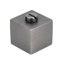 Ручка кнопка Ferretto 358-33 титан
