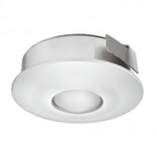 Светильник LED 4005 врезной кругл., 350mA/1W, теплый белый, Hafele