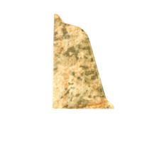 Бортик Korner LB37 заглушка Мрамор золотой левая M-366