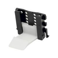 Ножка кухонная  AXILO - Держатель цоколя для 16мм ДСП, Hafele