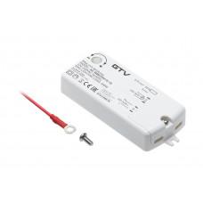 Выключатель сенсорный под винт для алюм. рам GTV 230Vmax 500W, 2м. (Китай)