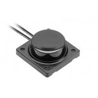 Выключатель, регулятор цветовой температуры, черный GTV (Китай)