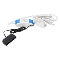 Трансформатор (блок питания к подсвет LED GIFF SPS-1 8W (б/п, выход на 6 светильников)