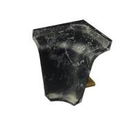 Бортик Korner LB37 внутренний стык Кастилло темный M-6021