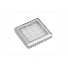 Светильник LED ESTELLA хол. белый, 12VDC, 1.2W 16SMD3528 (Китай)