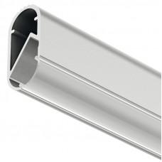 Штанга гардеробная L=2500мм для лент LED 2029 /37/43/45 3013/15 алюм., цвет серебряный 30 x , Hafele