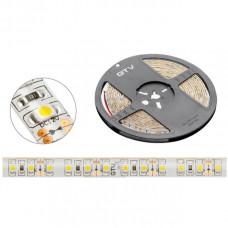 GTV LED - лента в силиконе, теплый белый, 120 диодов/м - 9,6 Вт (Китай)